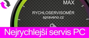 Servis PC Brno je nejrychlejší servis PC