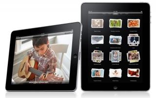 Apple představil iPad, klon mezi notebookem a mobilem