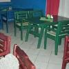 Černý pátek - prázdná restaurace