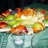 Organizátoři se starali o přísun vitamínů. Příště však chceme raději klobásy...