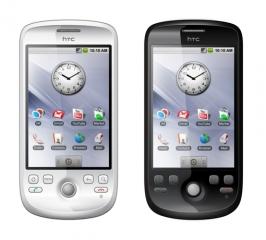 HTC Magic. Máme ho v černé.