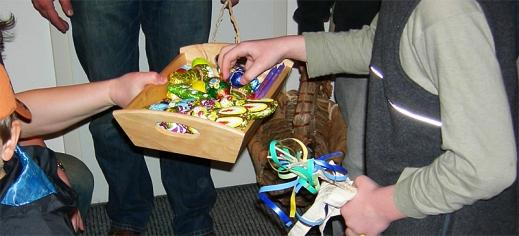 Velikonoce - vejce, sladkosti a alkohol